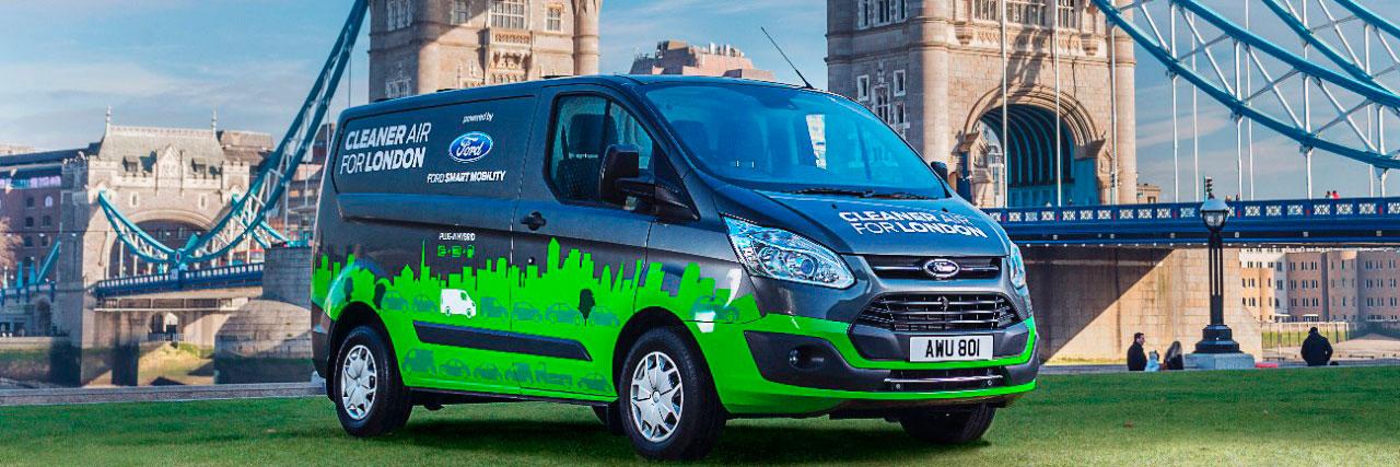 Ford abrirá una oficina de innovación en Londres