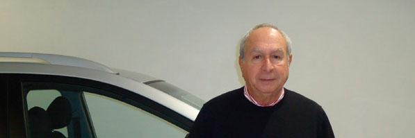 Alberto Príncipe y el mercado automotor