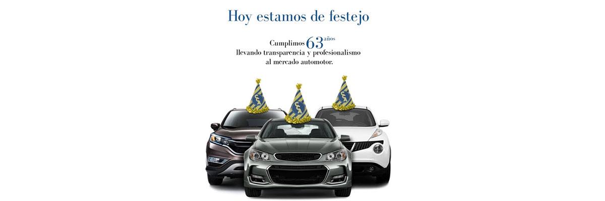 La Cámara del Comercio Automotor festeja sus 63 años