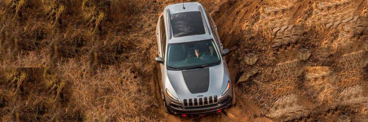 Nuevo Jeep Cherokee Trailhawk