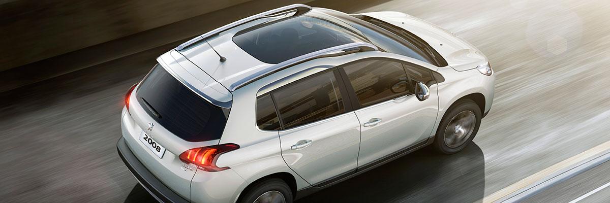 Peugeot 2008 renueva su equipamiento