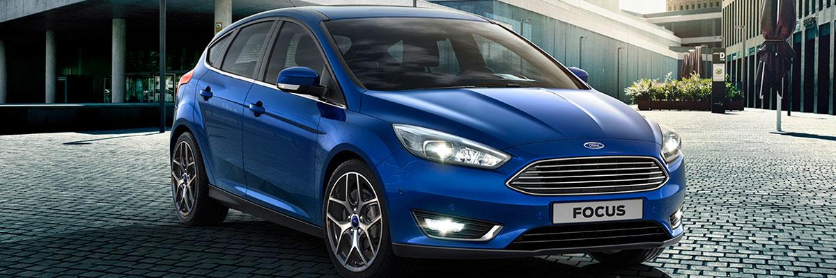 Ford incorpora más equipamiento a las versiones Focus