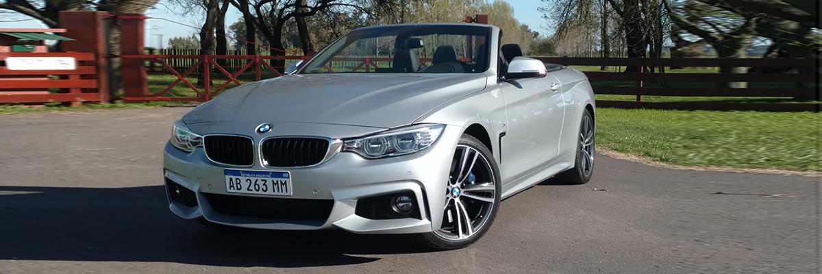 BMW 440i Cabrio M Sport: El cielo como acompañante