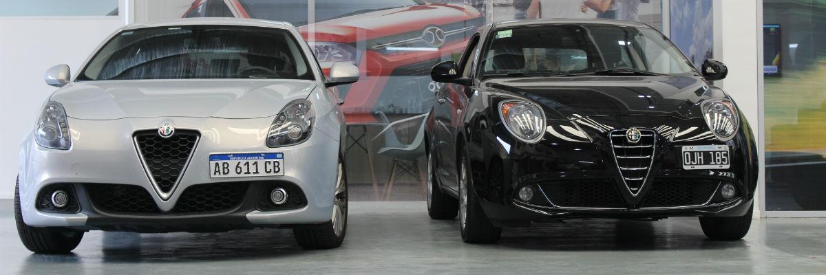 Alfa Romeo inauguró un nuevo Centro de Servicios