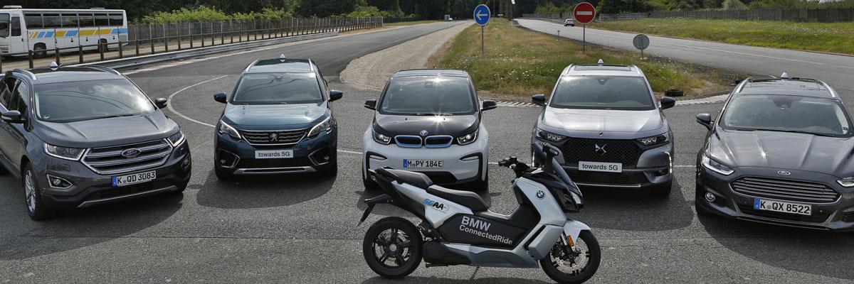 Interoperabilidad directa entre múltiples automotrices