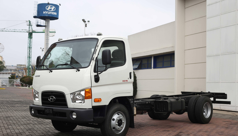 Nuevo Hyundai HD78