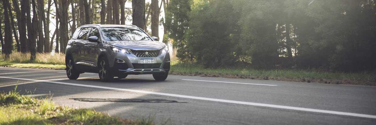 Más equipamiento para el Peugeot 5008