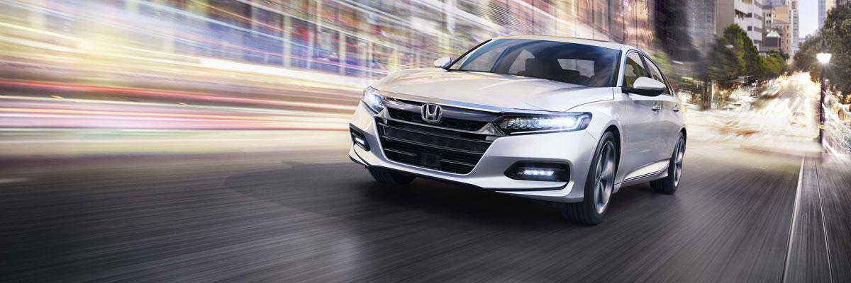 Nuevo Honda Accord: Vanguardista y elegante