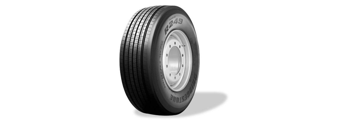 Bridgestone presentó ECOPIA R249