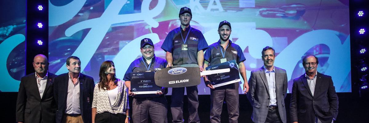 Ford llevó a cabo la 11° Competencia Nacional de Habilidades Técnicas