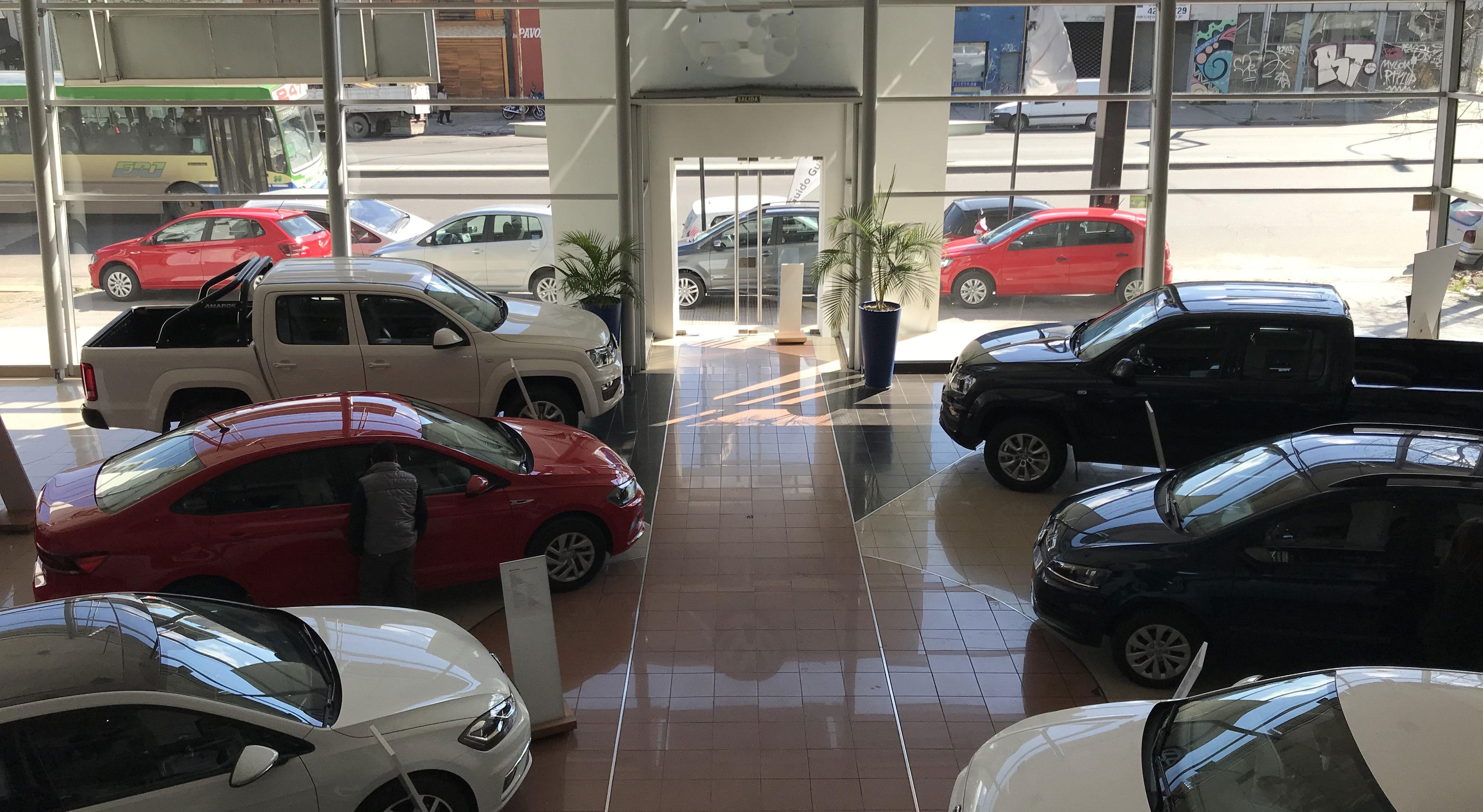 Venta de autos usados en las provincias durante 2018