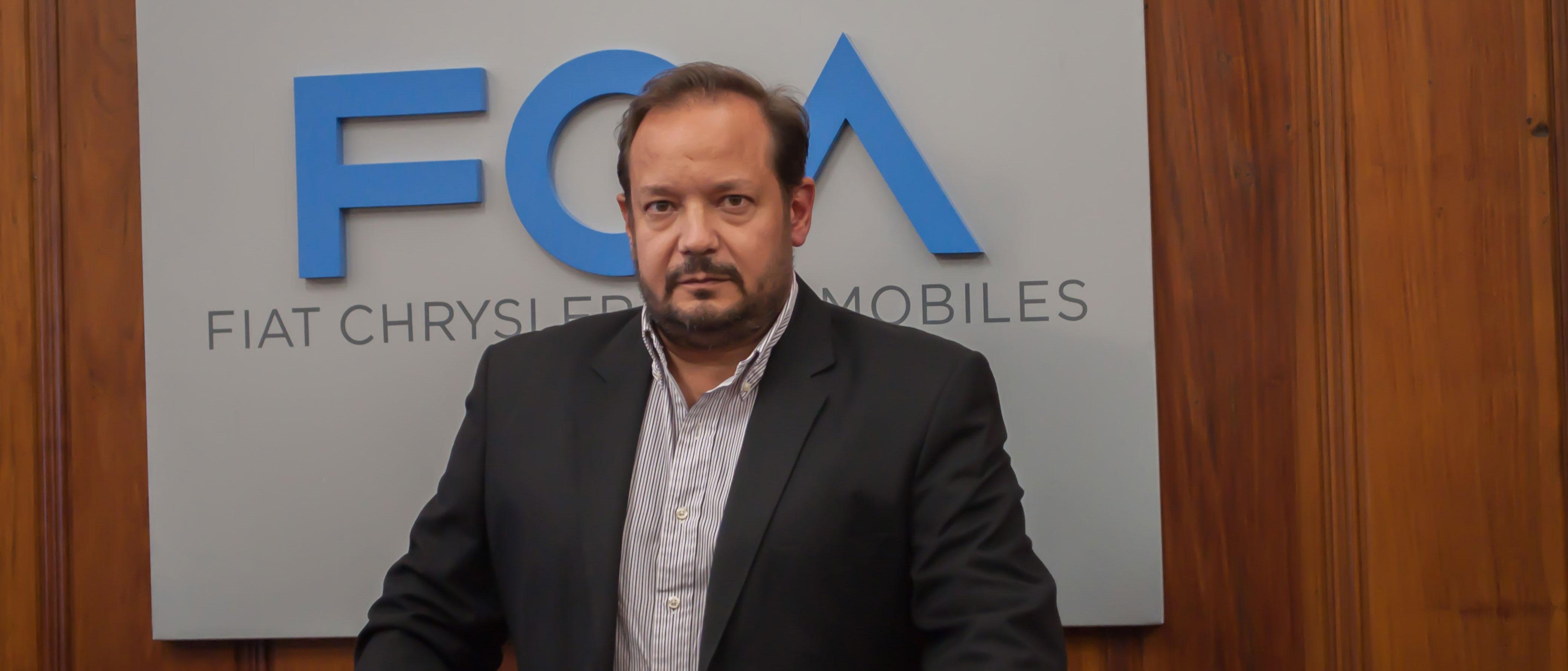 Nuevo Director de Compras en FCA Argentina