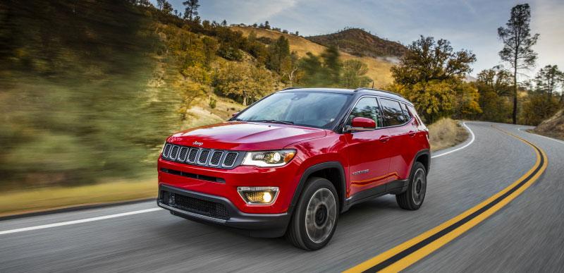Nuevo Jeep Compass 2019