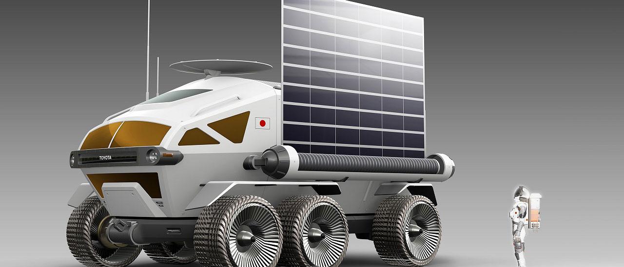 Bridgestone participará de una exploración espacial