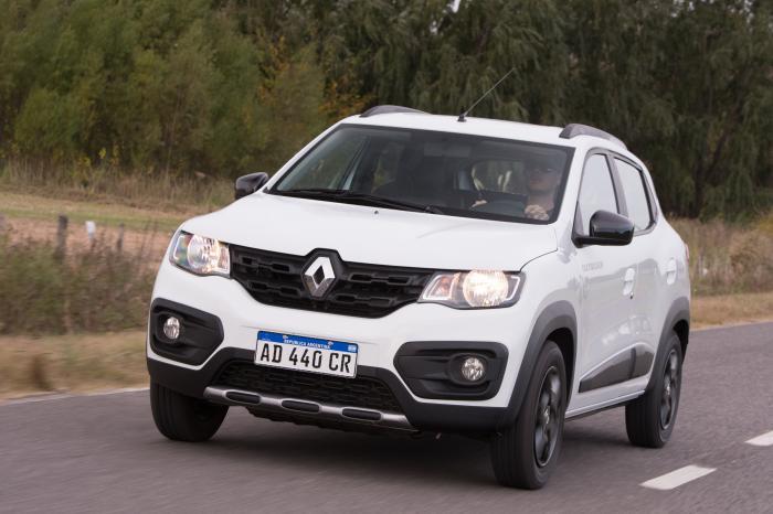 Nuevo Renault Kwid Outsider