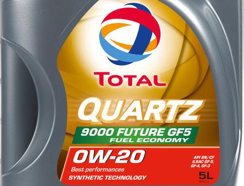Nuevos lubricantes Total QUARTZ