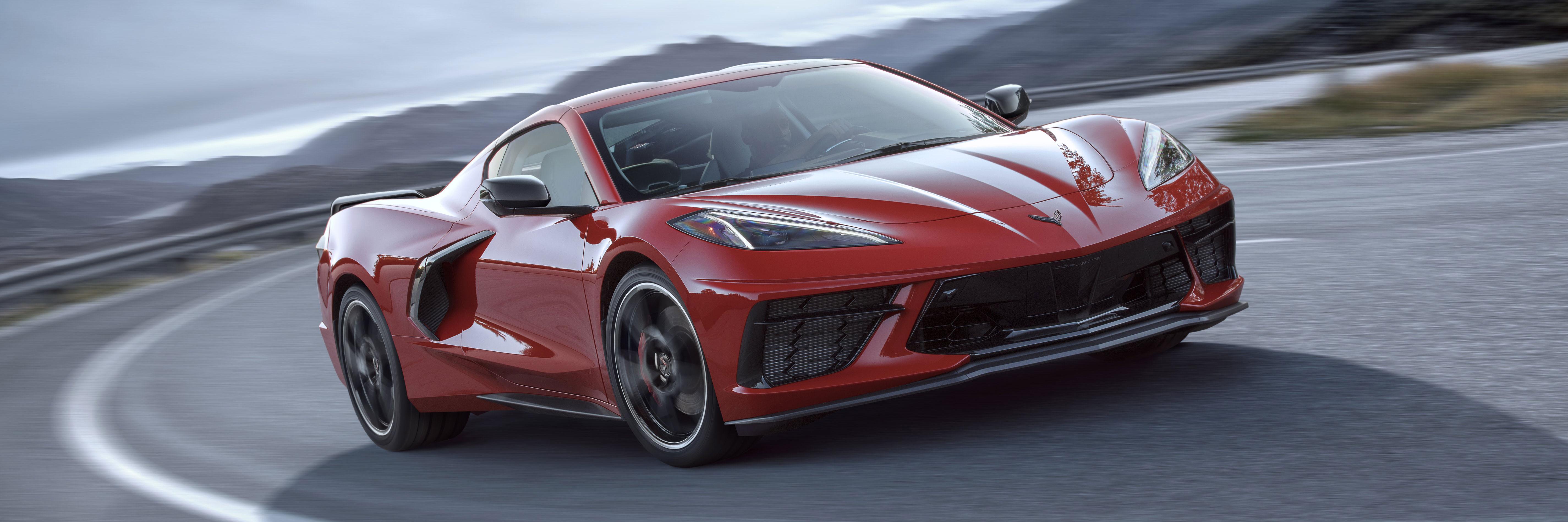 El Corvette más potente y veloz de la historia