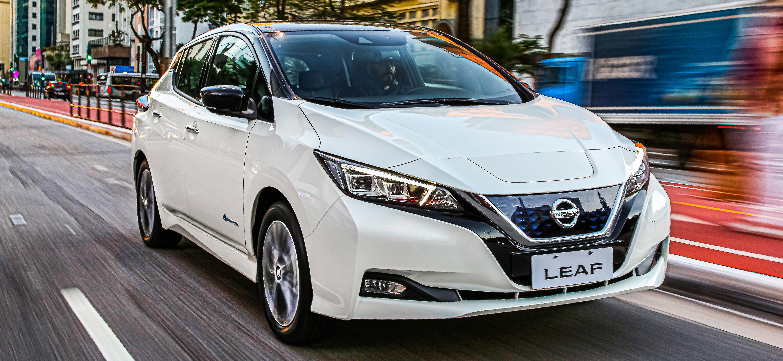 Nissan LEAF en Argentina
