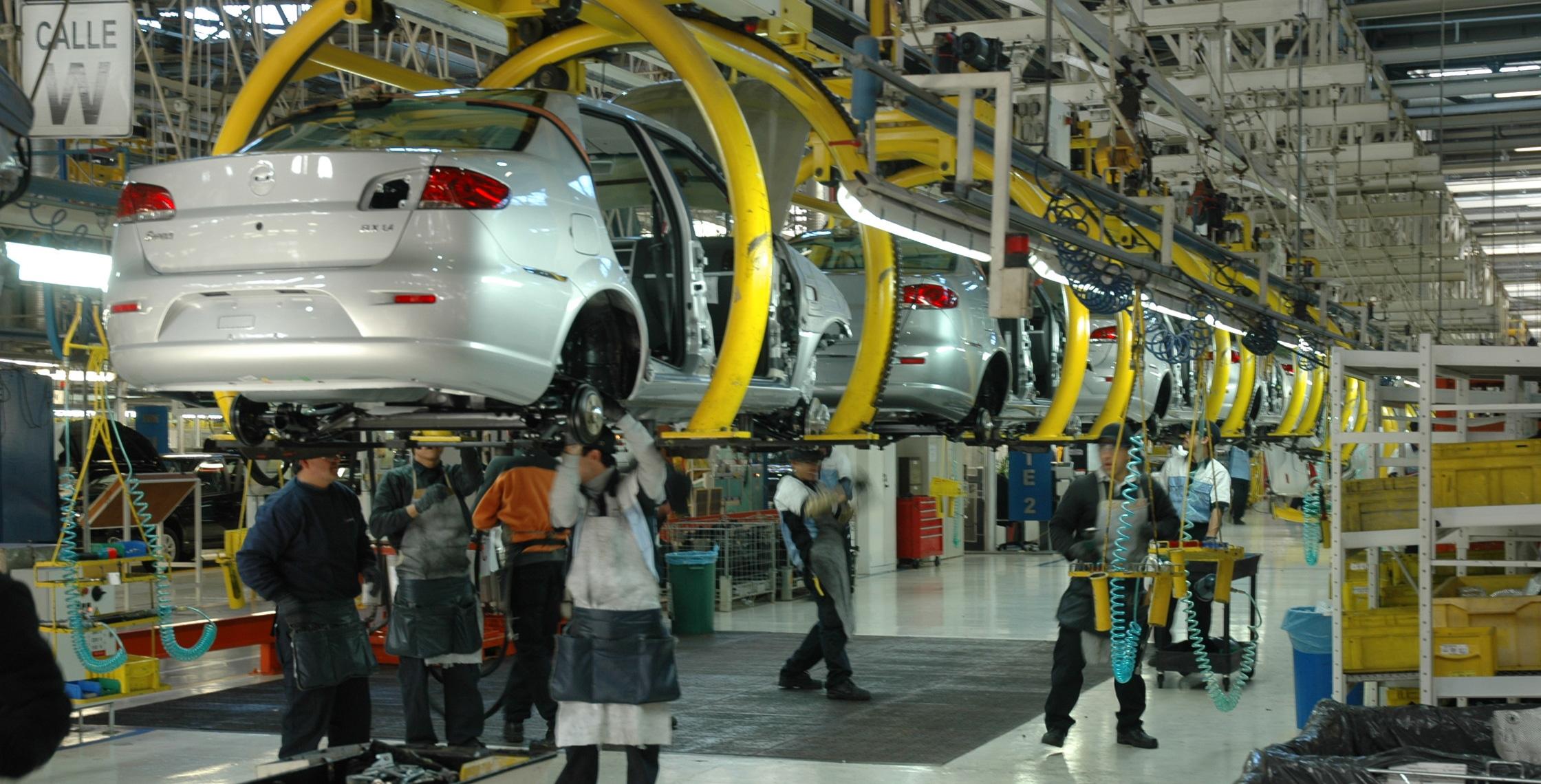 El futuro de la industria automotriz mundial