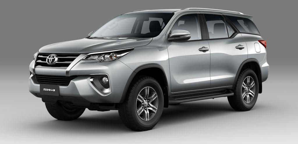 Mayor equipamiento para la Toyota SW4