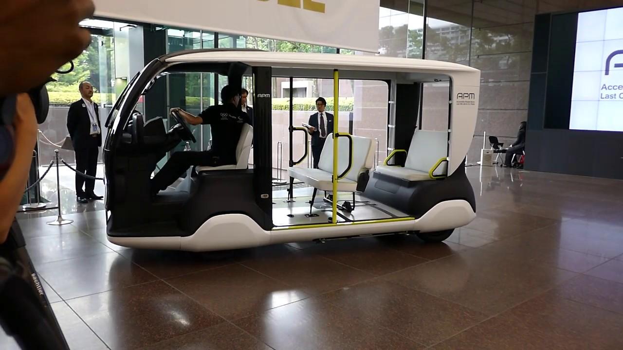 Toyota y los Juegos Olímpicos y Paralímpicos de Tokio 2020