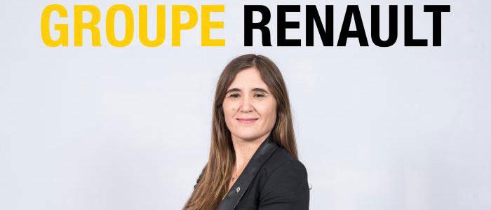 Nombramiento en la Dirección Comercial de Renault