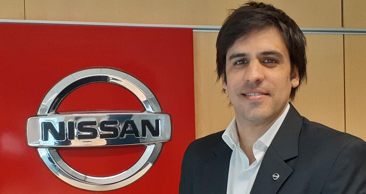 Nissan Argentina nombró nuevo Gerente de Comunicaciones Corporativas