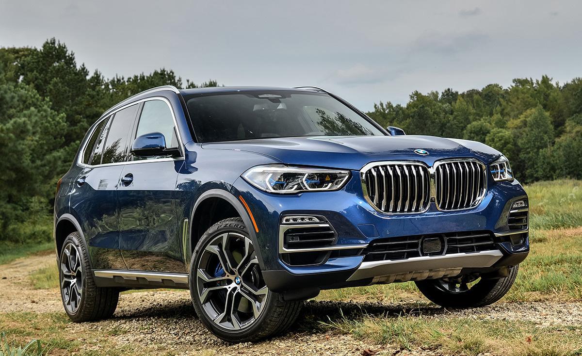 Se presentó la nueva generación del BMW x5