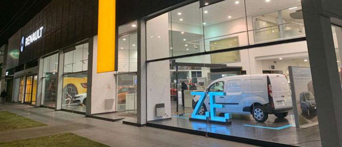 Nuevos concesionarios Renault Z.E.