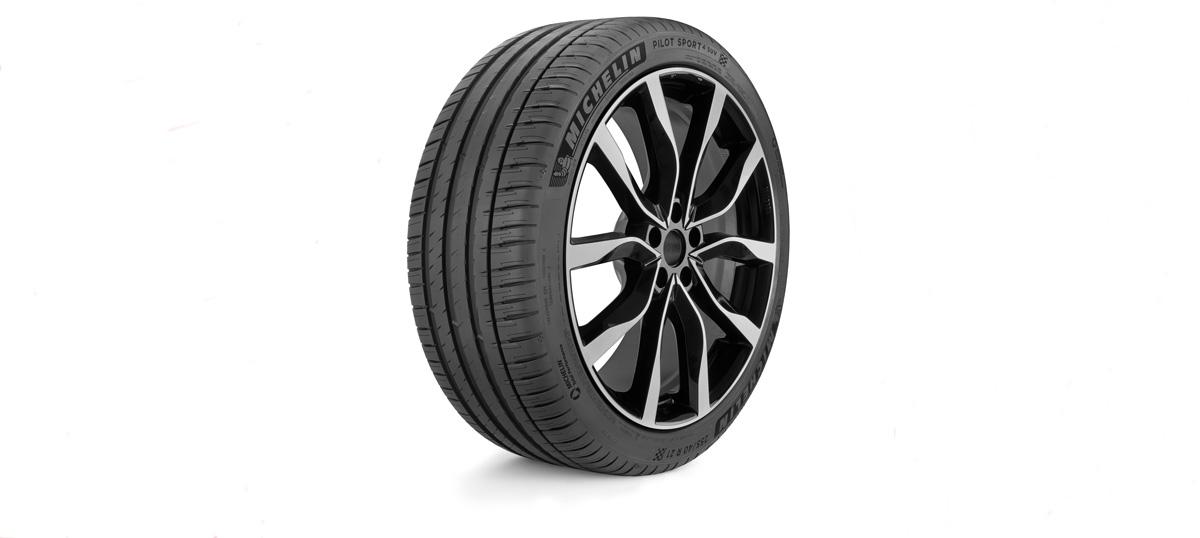 Un neumático para vehículos SUV deportivos premium
