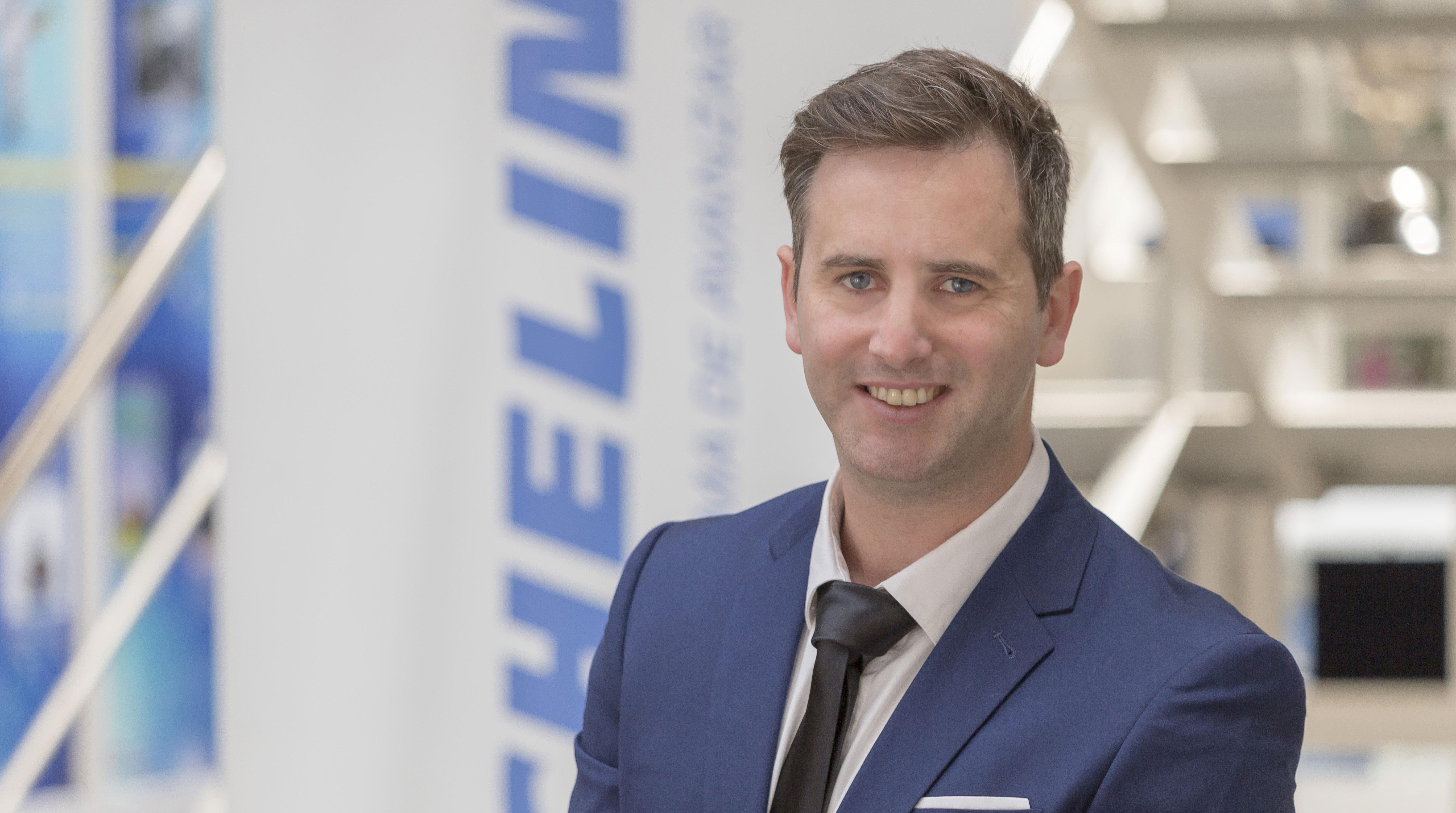 Michelin Argentina nombró nuevo Gerente de Marketing