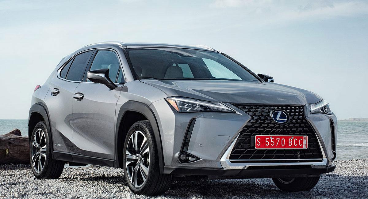 Lexus lanzó al mercado el UX