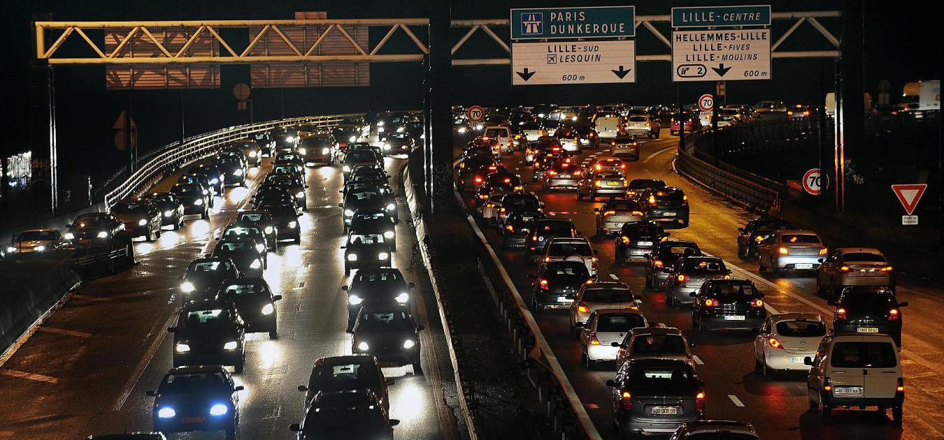 Ford y Microsoft trabajan en la congestión vehicular