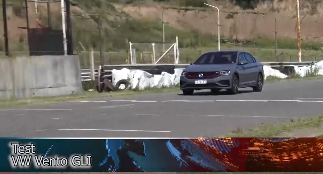 TEST: Volkswagen Vento GLI