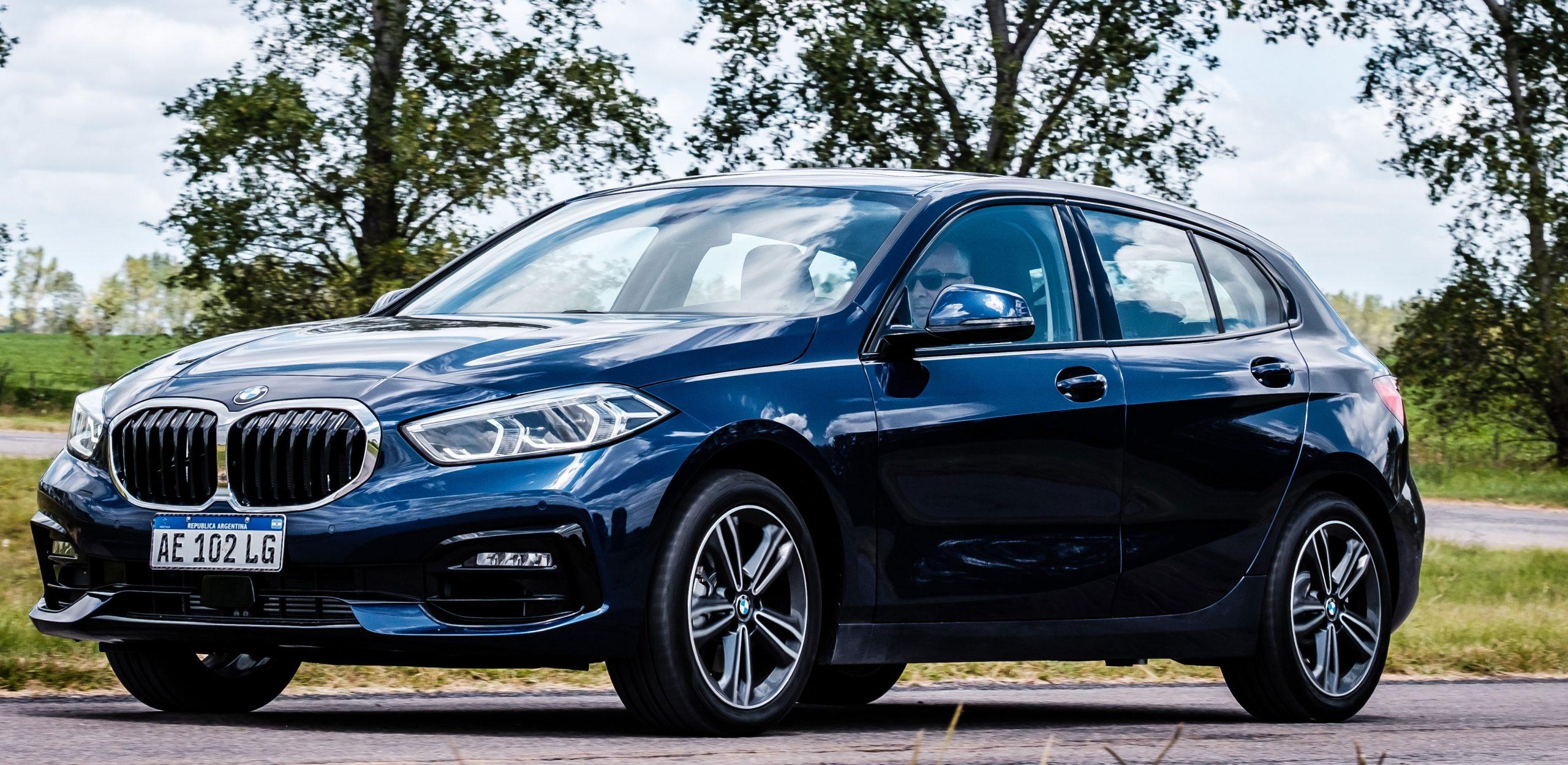 El nuevo BMW Serie 1 suma una nueva versión