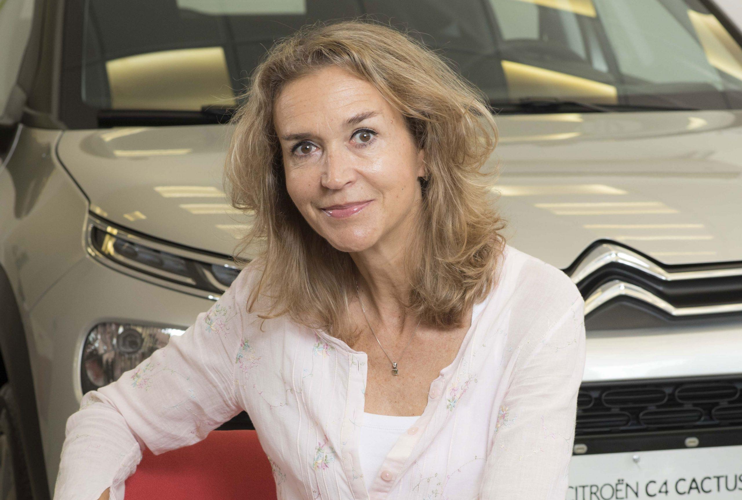 Nueva funcionaria en Citroën Argentina