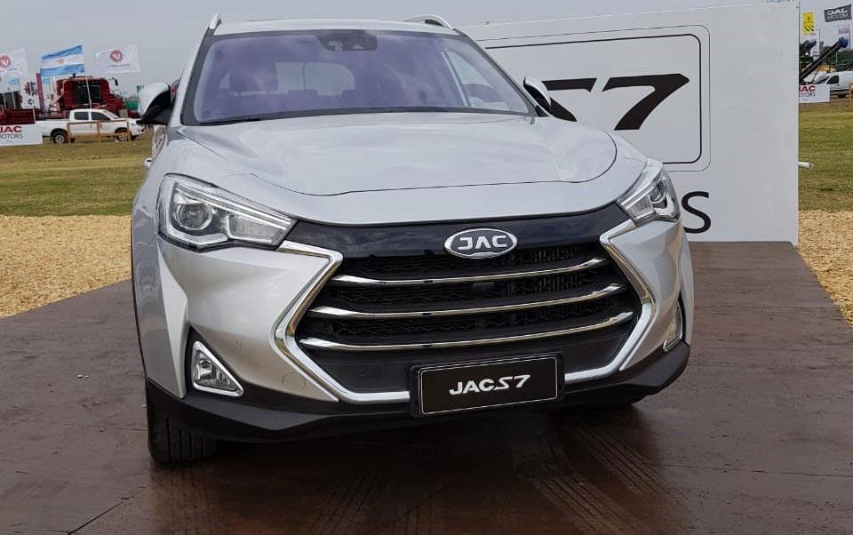 JAC Motors presentó sus novedades