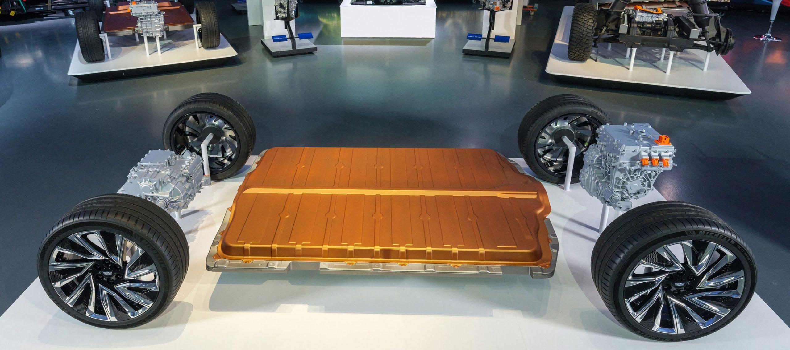 GM y Honda desarrollarán dos vehículos eléctricos
