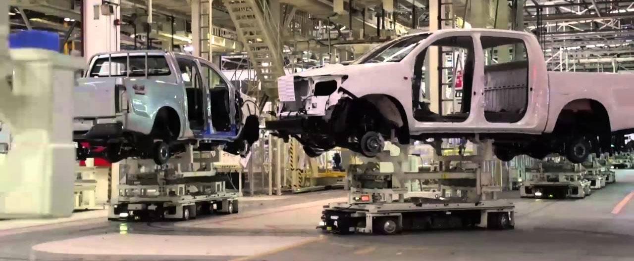 Visitamos la planta de Toyota Argentina