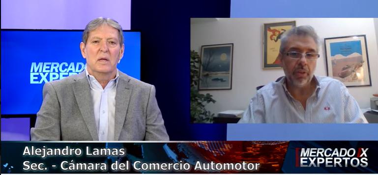 Entrevista a Alejandro Lamas: Actualidad del sector automotor