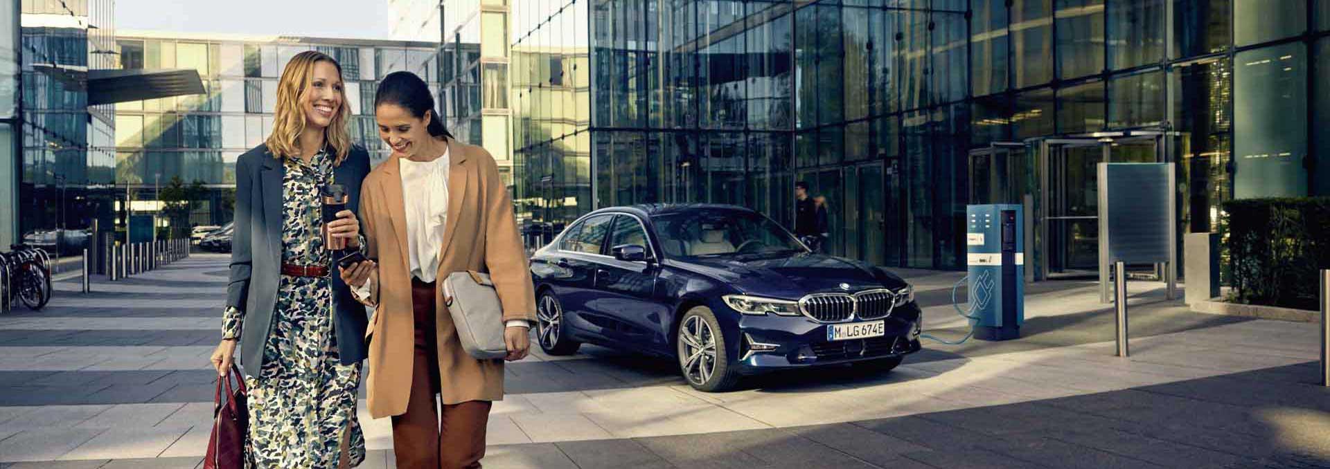 Mayo: Financiación exclusiva para modelos BMW