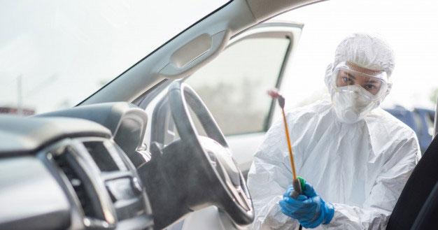 PSA: Protocolo de sanitización y limpieza