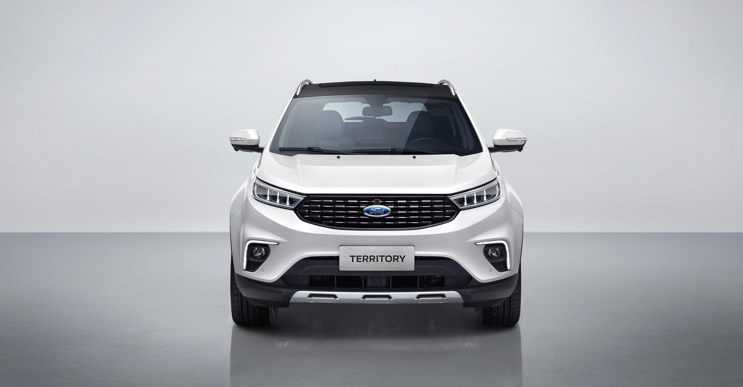 Ford Territory: Confort, tecnología y seguridad