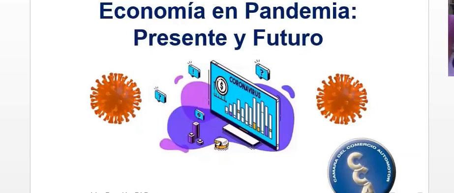 Economía en Pandemia–Presente y Futuro Videoconferencia completa con Damian Di Pace