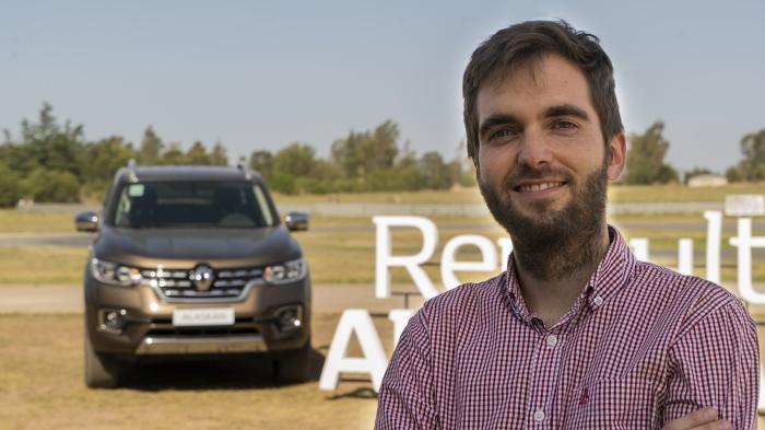 Nicolás Serra, Responsable de Comunicación Interna de la Fábrica Santa Isabel Córdoba.