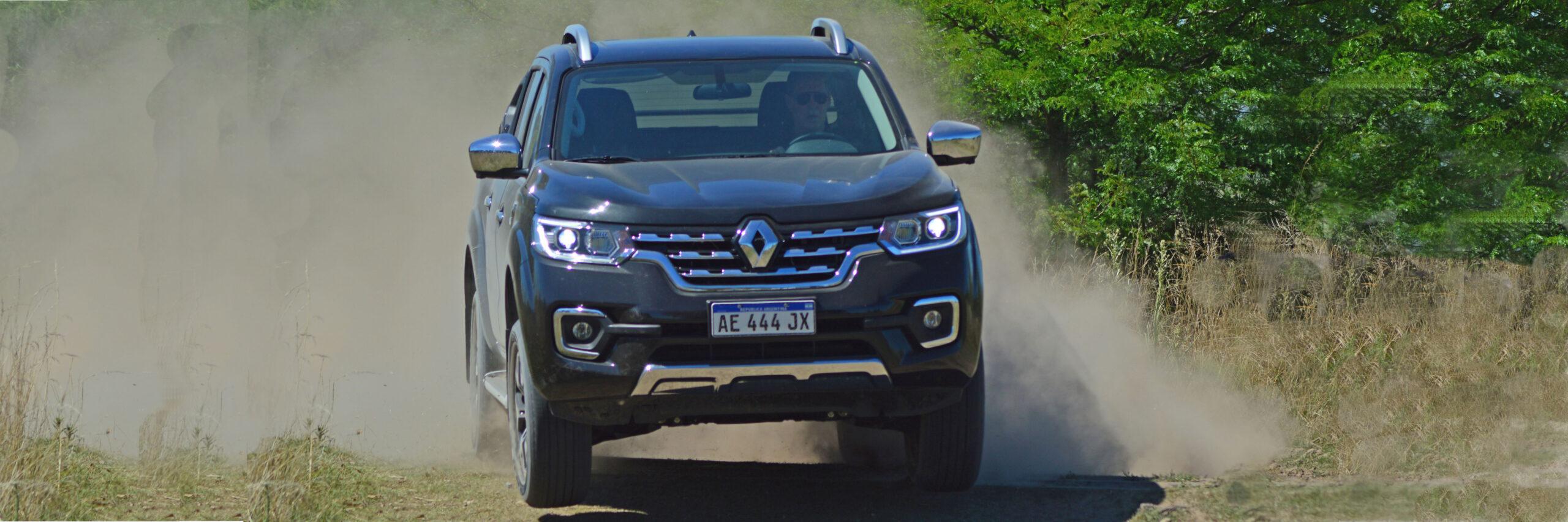 Test Drive Renault Alaskan Iconic A/T: Gran salto del rombo