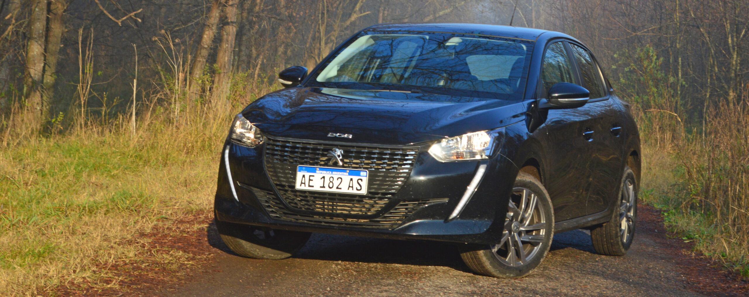 Test Peugeot 208 1.6 Allure MT: Buena ecuación