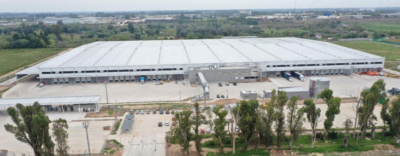 Nuevo Centro Logístico Volkswagen