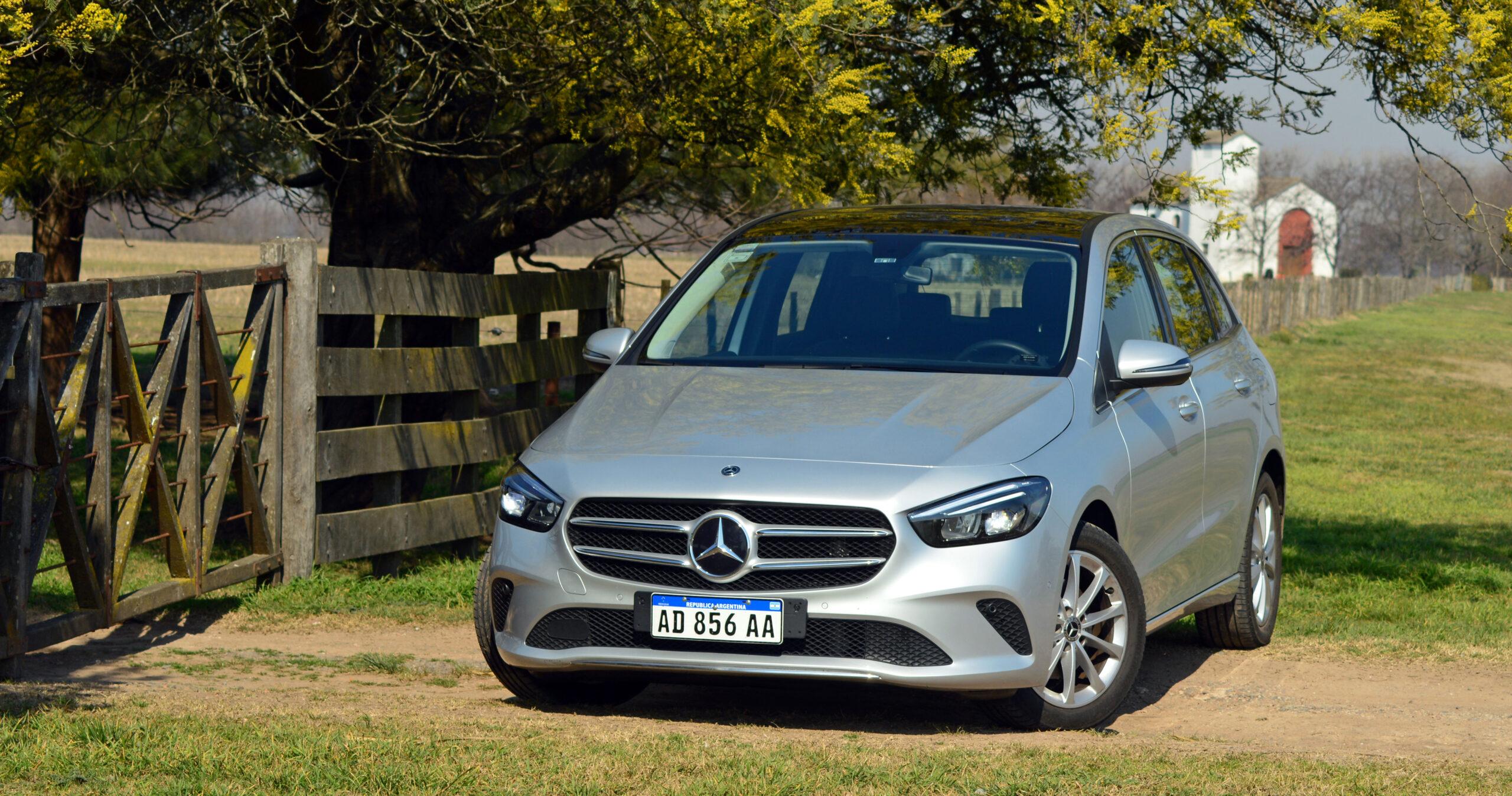 Test Mercedes-Benz B 200 Progressive : Lógica y sobriedad